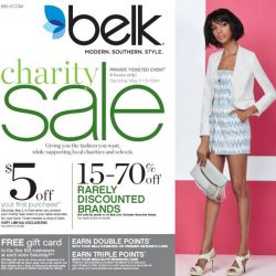 Belk Charity Sale – Support Rescues4Rescues