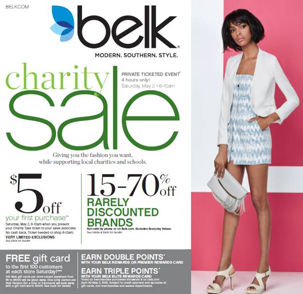 Belk Charity Sale Support Rescues4rescues Rescues 4 Rescues